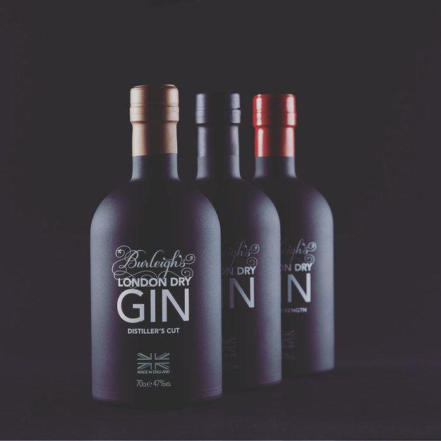 Burleigh's Distiller's Cut   23 Gins Every Gin Drinker Will Love