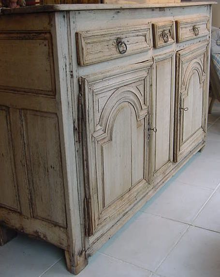 Beautiful Bleached Wood... My New Favorite Style, Do This For Hutch Then Touch
