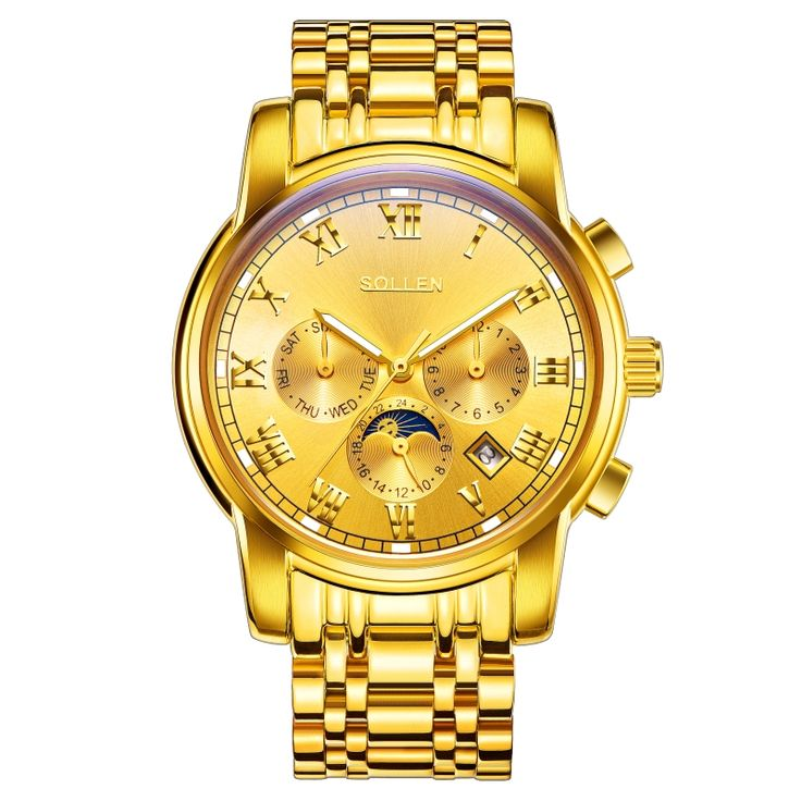 201.85$  Watch now - http://aliipx.worldwells.pw/go.php?t=32677079230 - Relogio Masculino Dourado Gold Metal Watch Bracelets Relogio Automatico Masculino Watches For Men Man Watches 2017 Brand Luxury 201.85$