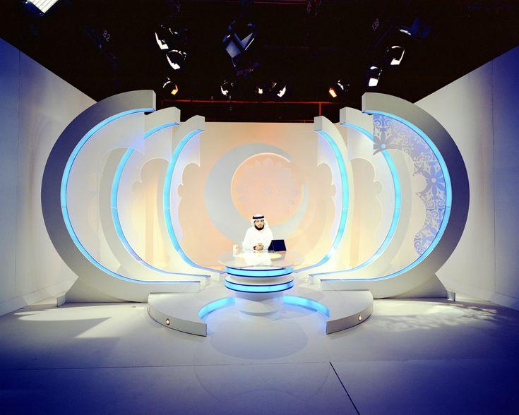 Take a tour of the UAE's fantastical, futuristic TV sets