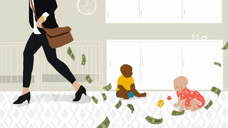 #Poll: Cost Of Child Care Causes Financial Stress For Many Families - NPR: NPR Poll: Cost Of Child Care Causes Financial Stress For Many…