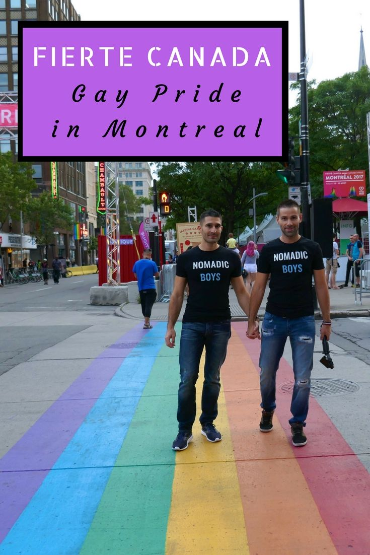 Our 5 highlights from the first ever Fierte Canada Pride in Montreal