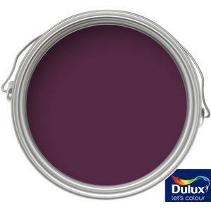 Dulux Weathershield Royal Berry - Exterior Gloss Paint - 750ml