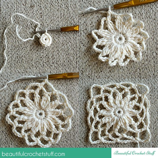 Top 25+ best Crochet motif ideas on Pinterest Crochet ...