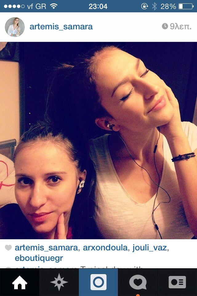 Artemis & Ioanna Samara