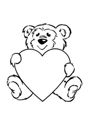 28 best Bears coloring book images on Pinterest | Coloring books ...