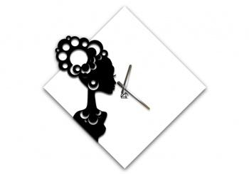 Настенные часы Мулатка1 http://4asiki.in.ua/original/36-originalnye-nastennye-chasy-mulatka.html
