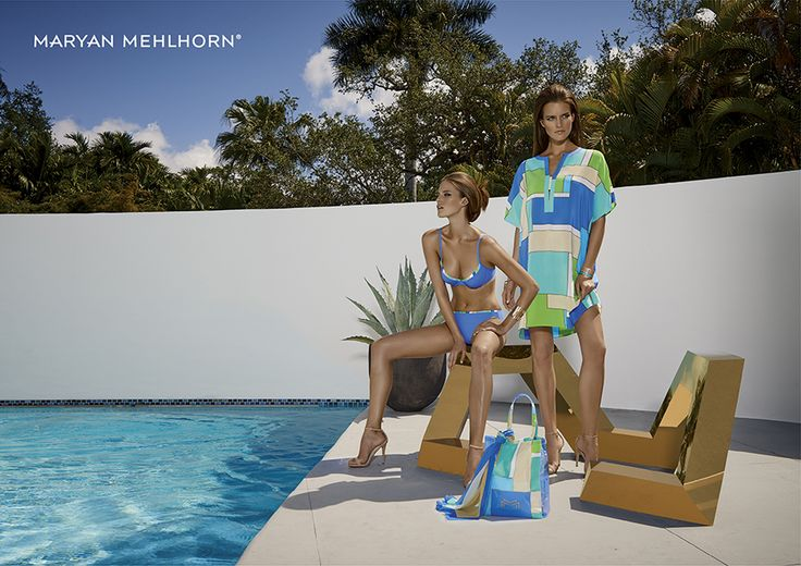 #MaryanMehlhorn Spring Summer collection 2016 #beachwear #costumidabagno #beachfashion #beachstyle #bikini #copricostume #modamare #fashion #ss16