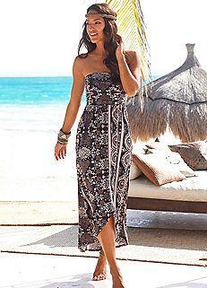 Maxi beach dresses uk