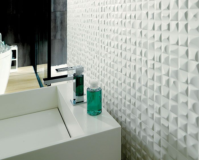 Bathroom Tiles Nj 66 best trend: dimensional tile images on pinterest | tiles, 3d