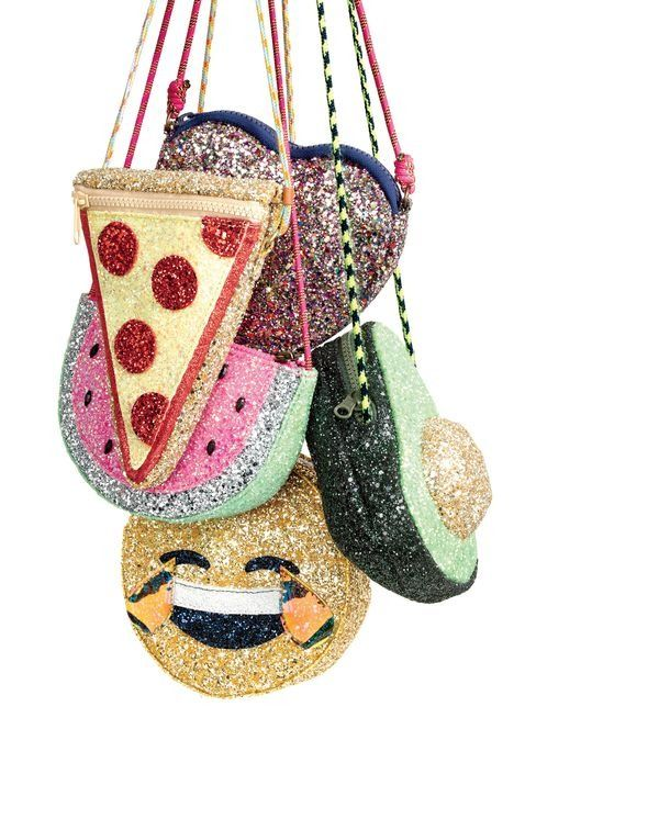 Our crewcuts glitter bags have so much purse-onality, they're pretty much guaranteed to be your unimaginary best friend for life. Seriously, even adults carry them.