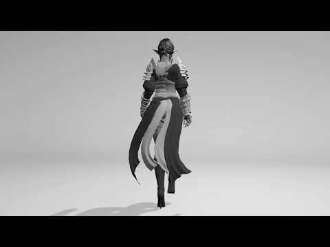 game animation portfolio - YouTube
