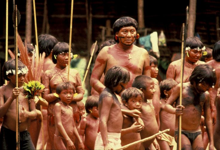 Microbioma de los Yanomami es el más grande y diverso del mundo - http://bit.ly/1MMSDBY
