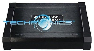 Car Amplifiers: New Orion Zo2500.2 Ztreet 2500 Watt Max Power 2 Channel Car Amplifier Amp Audio -> BUY IT NOW ONLY: $99.95 on eBay!
