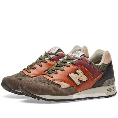 New Balance M577SP 'Surplus Pack' - Made in England (Tan & Grey)