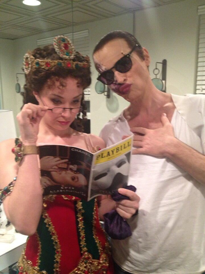 Funny, Ramin and Sierra!