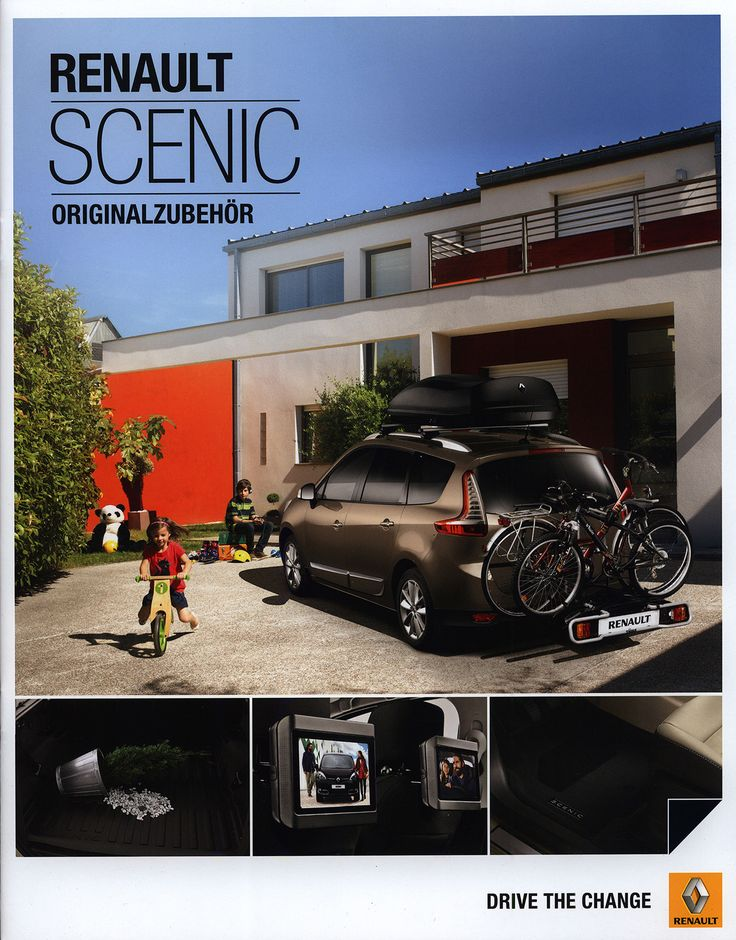 https://flic.kr/p/KAKTf7   Renault Scenic Originalzubehör; 2014