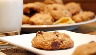 Biscuits au chocolat de Marc | .recettes.qc.ca