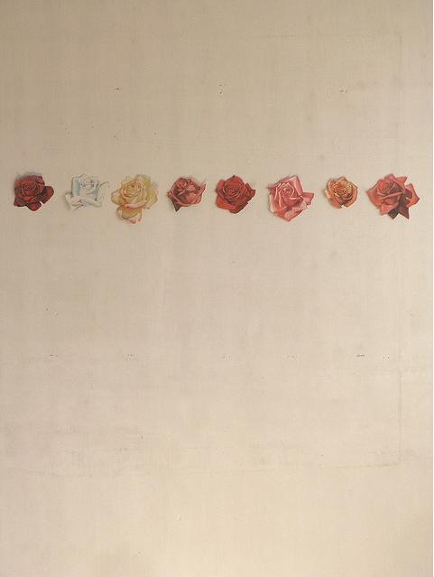 m////: Paper Rose