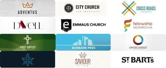 Логотип церкви