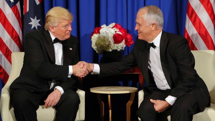 Stan Grant: Trump-Turnbull meeting must demonstrate that ideas, not events, can define our age - Donald Trump's America
