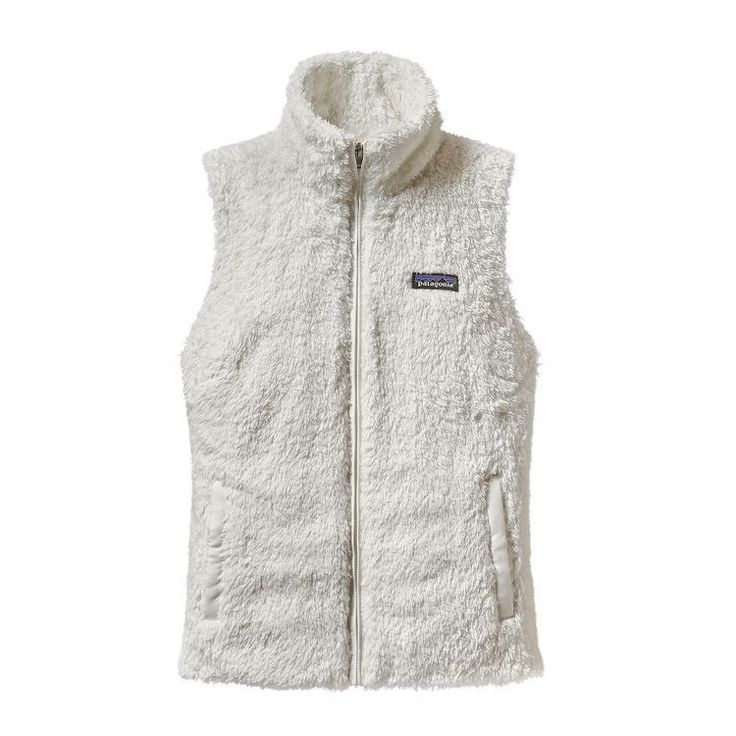 Patagonia Women's Los Gatos Fleece Vest- Birch White from Shop Southern Roots TX