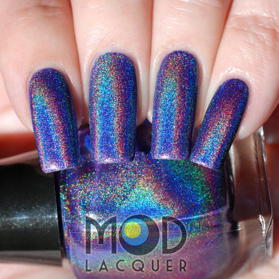 10Hey, I found this really awesome Etsy listing at https://www.etsy.com/listing/204954690/majic-eyes-only-holographic-nail-polish