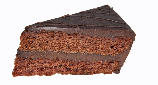 Chokoladekage - Let