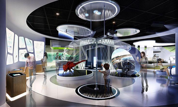 Exhibition Stand Design Competition : Client sigongtech cg d concierz competition winner