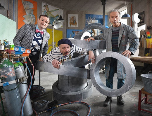 Wind - Aldo, Giovanni e Giacomo in tv con il nuovo spot per 'All Inclusive'