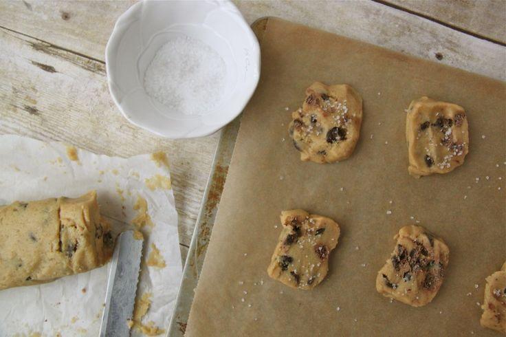 gluton free chocolate chip cookies~ shelden