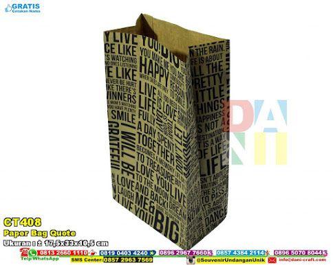 Paper Bag Quote Hub: 0895-2604-5767 (Telp/WA)Paper Bag Quote, Souvenir Tas, Tas Unik, Tas Bagus, Tas Keren, Tas Coretan, Tas Murah, Tas Menarik #TasUnik #TasCoretan #TasKeren #TasMurah #PaperBagQuote #TasMenarik #SouvenirTas #souvenir #souvenirPernikahan