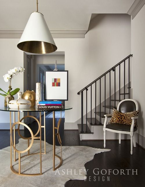 Ashley Furniture Foyer Table : Best ideas about round entry table on pinterest