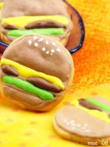 Burger by mae_83, via Flickr