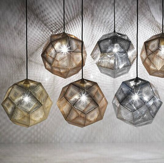Cheap Pendant Lights, Buy Directly from China Suppliers:	  	  							  		  	  	  	Stylish simplicity Light Shadow Multi-faceted ball Stainless ste