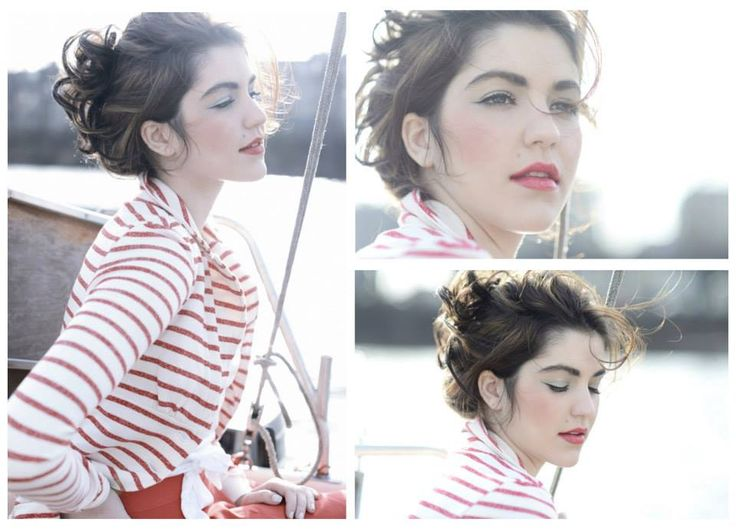 Celeste Buckingham, Make-up Kristýna Marčeková, photo: Daniel Zahrádka