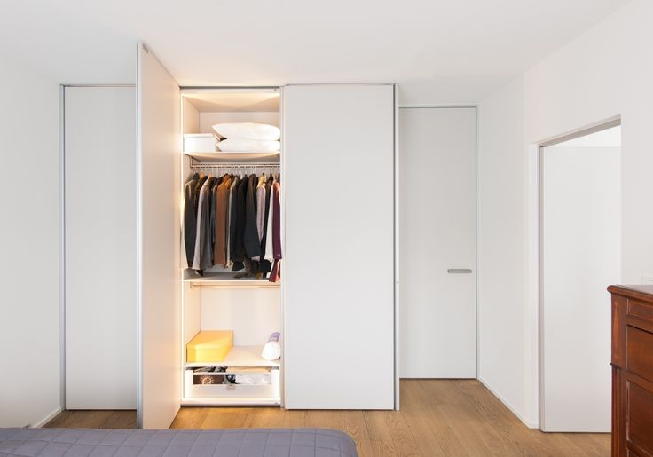 Fotogalerij dressings en maatkasten | Anyway Doors