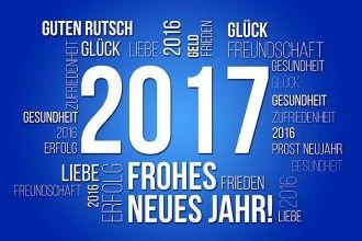 Gute Vorsätze 2017