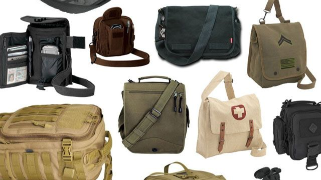 Why You Should Get Your Next Go Bag at an Army Surplus Store