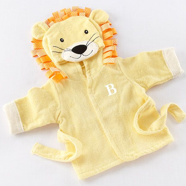 196 best unique baby gifts images on pinterest baby presents baby big top bath time lion hooded spa robe favor couture sally wilson shops http baby boy giftsunique negle Choice Image