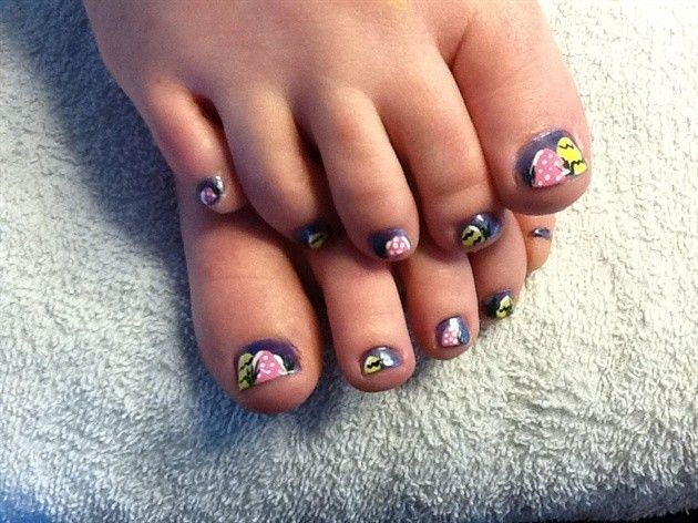Have a look at the collection of 12 Easter toe Nail art designs & ideas of  Stay hooked for more updates are yet to come till the arrival of Easter. - 34 Best Easter Toe Nail Art Designs Images On Pinterest Make Up