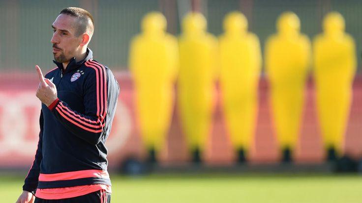 "Franck Ribéry (Bayern Munich) : ""Je suis persuadé de pouvoir encore être l'ancien Ribéry"" - Bundesliga 2015-2016 - Football - Eurosport"