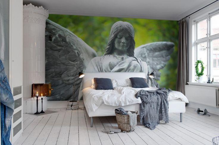 Hey, look at this wallpaper from Rebel Walls, Garden Sculpture! #rebelwalls #wallpaper #wallmurals