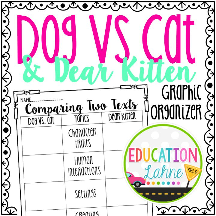 Comparing Two Texts - Education Lahne