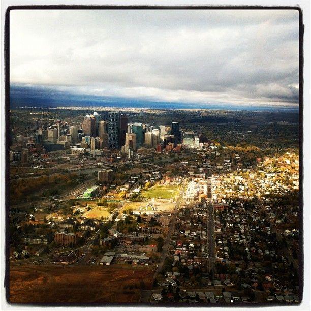 Good Morning Calgary!