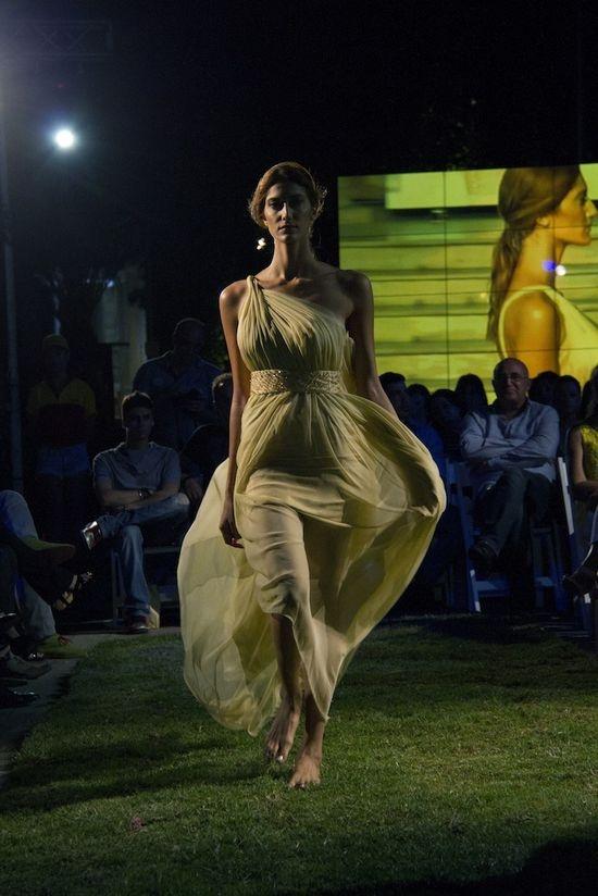 Pantelis Panteli in DoItEco Cyprus Fashion Show