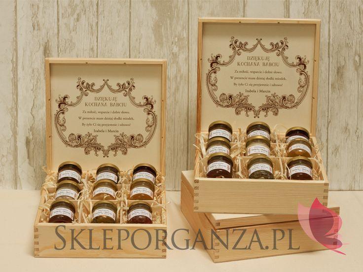 Personalizowane szkatułki z miodem – Skleporganza.pl Blog