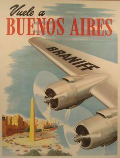La Braniff International Airways fue una aerolínea estadounidense que existió desde 1928 hasta 1982. Operó en la zona centro y sur de la zona oeste de los Estados Unidos de América, Sudamérica, Panamá, y en sus últimos años, a Asia y Europa. La aerolínea cesó sus operaciones el 12 de mayo de 1982, víctima de la escalada de precios del combustible, así como a su agresiva e insostenible campaña de expansión y competencia que siguió a los cambios posteriores al acta de desregularización de 1978