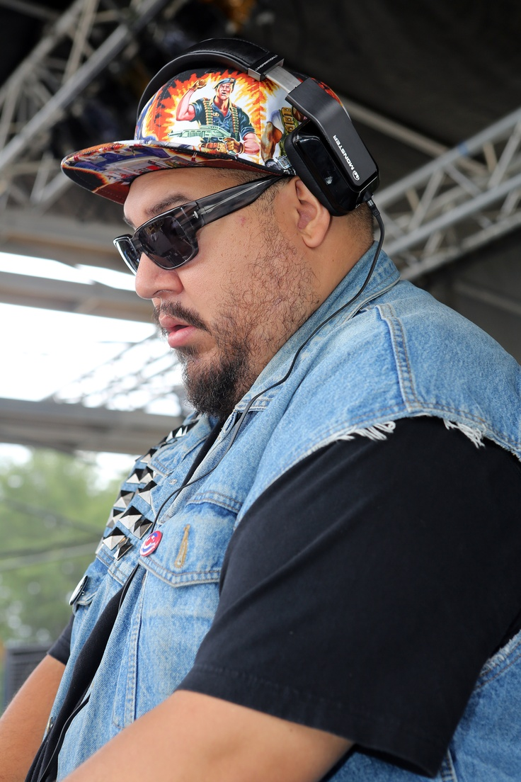 A Tribe Called Red took the stage with INSPIRATIONS at Wakestock Collingwood, Ontario