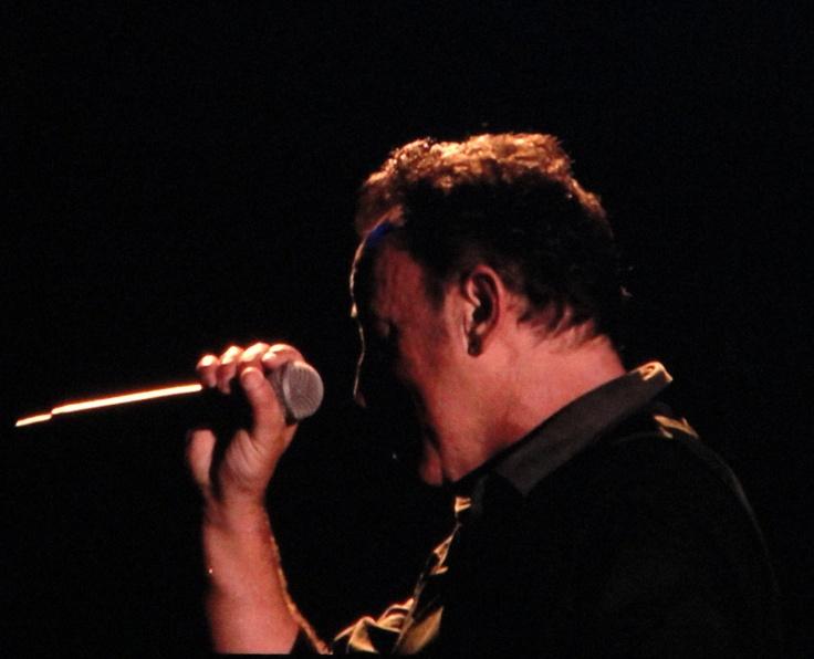 Il #concerto mega galattico del #boss a #Padova il 31 maggio 2013! Che uomo! Che band!
